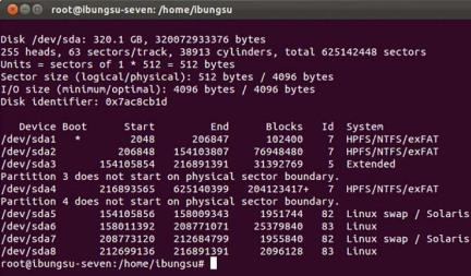 Grub Linux